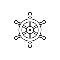 helm icon illustration
