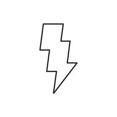 flash icon illustration