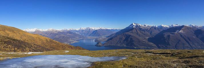 Lago di Como e Valtellina