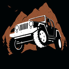 Off-Road Mountain