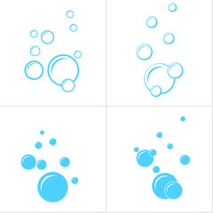 Bubble Icon Collection Design