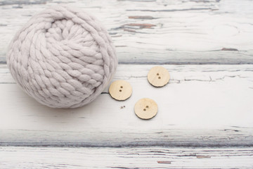 knitting concept