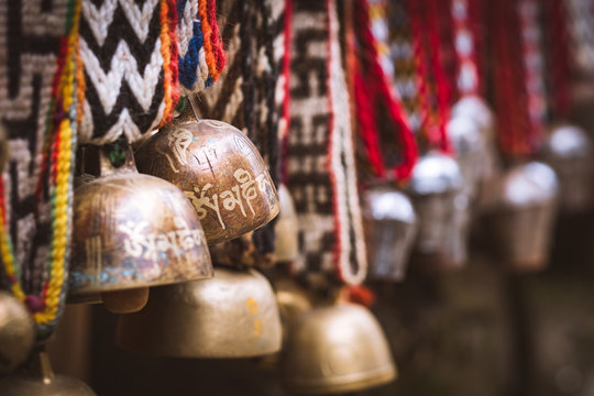 Nepal Yak Glocke Mount Everest Tibet