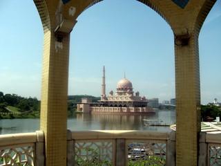 Mosque I - Putrajaya (Malaysia)