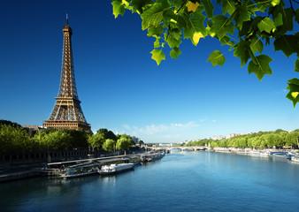 Eiffel tower, Paris. France Wall mural