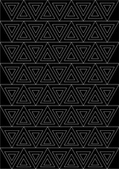 Background with triangle