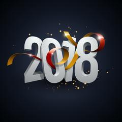 2018 bonne année