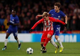 Champions League - Chelsea vs Atletico Madrid