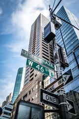 West 46 Street