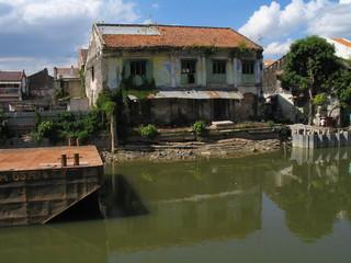 Melaka. Ciudad  de Malasia en la península de Malaca, bañado por el estrecho de Malaca en su zona oriental