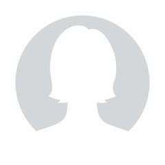 Default avatar profile icon