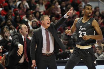 NCAA Basketball: Nevada at Texas Tech