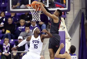 NCAA Basketball: SMU at Texas Christian