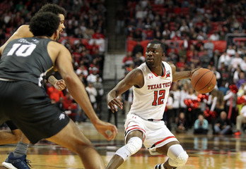 NCAA Basketball: Nevada at Texas Tech