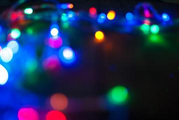 light glitter vintage  background,bokeh background,defocused .Happy Birthday,Valentine day ,Christmas lights