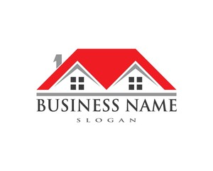 Property and Construction Logo design for business corporate sign
