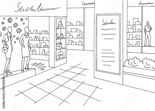 mall coloring pages - photo#26