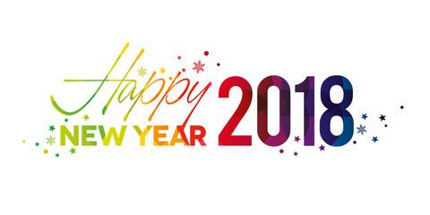 HNY 2018 Happy New Year
