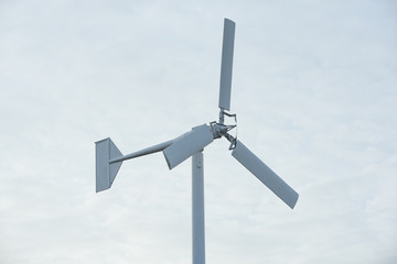 Windmill for electric power production,