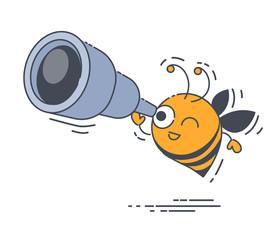 Bee Spyglass