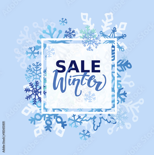 Winter Sale Banners Hospital Department Banners