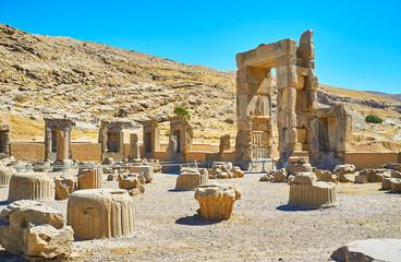 Sites of ancient Persia