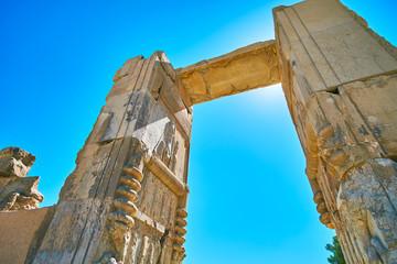 The giant gate, Persepolis, Iran