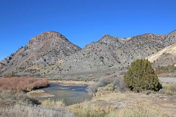 Mountains of South Utah
