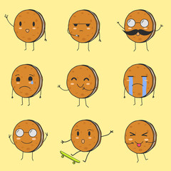 Best Cookies Emoticon