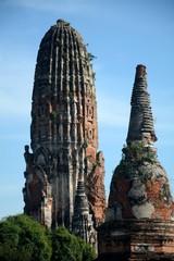 Wat Phra Ram, Ayutthaya, Thailand