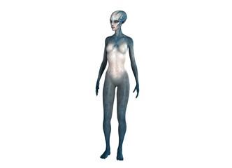 girl aliens, full-length