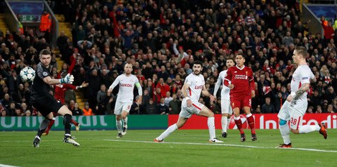 Champions League - Liverpool vs Spartak Moscow