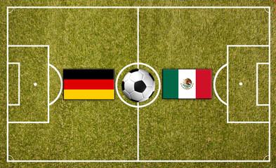 Länderspiel Fußball - Deutschland - Mexiko
