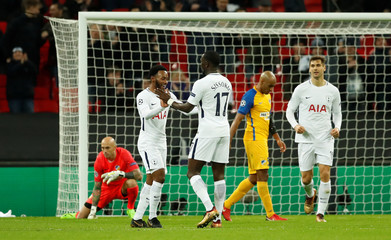 Champions League - Tottenham Hotspur vs Apoel Nicosia