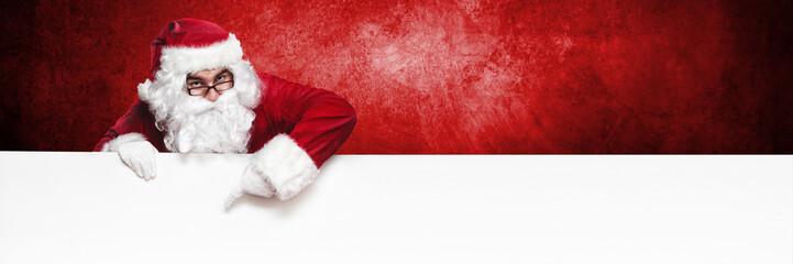 Weihnachtsmann Motiv
