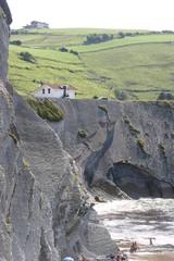 Zumaya / Zumaia. Pueblo del País Vasco, España, perteneciente a la provincia de Guipúzcoa
