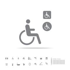handicap disabled icon