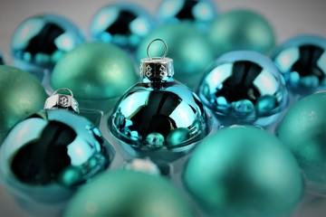 An Image of some Christmas balls