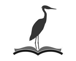 library stork black