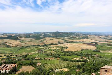 Italien - Montepulciano