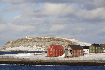 Norwegen, Norway, Vardø
