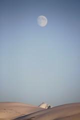 Norwegen, Norway, Tromsø, Mond, Moon