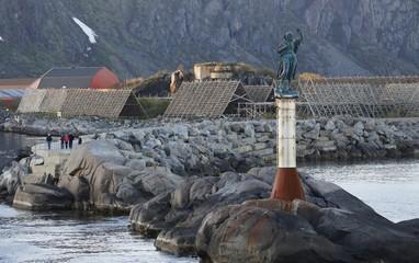Norwegen, Norway, Svolvær, Lofoten