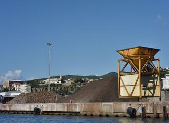 Porto di Savona area industriale