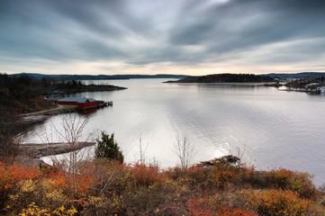 Norwegen, Norway, Oslo, Hovedøya, Insel, Oslofjord