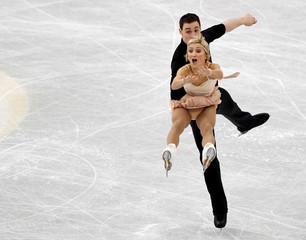 Figure Ice Skating - ISU Grand Prix of Figure Skating Final - Pairs Short Program
