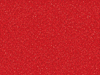 Red glitter texture for new year party, christmas, celebration, abstract background. Vector