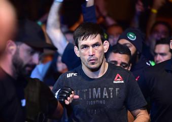 MMA: UFC Fight Night-Sao Paulo-Maia vs Covington