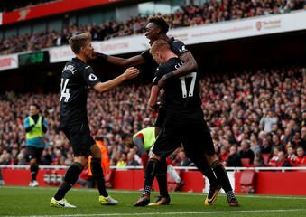 Premier League - Arsenal vs Swansea City