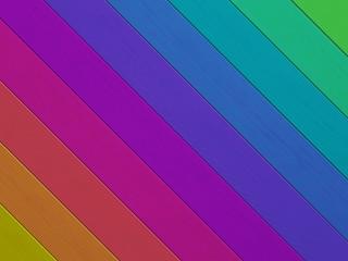 Hintergrund - farbenfrohe Bretter